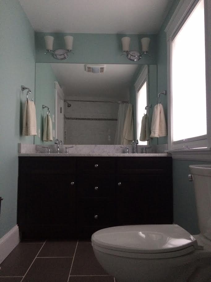 Boston Bathroom Remodeling RE Wall Co General Contractor - Bathroom renovation boston